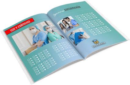 Test y Exámenes de las Oposiciones a Enfermería GRATIS